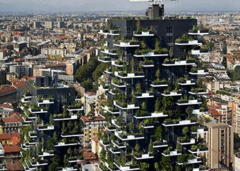 BOSCO VERTICALE, Miláno