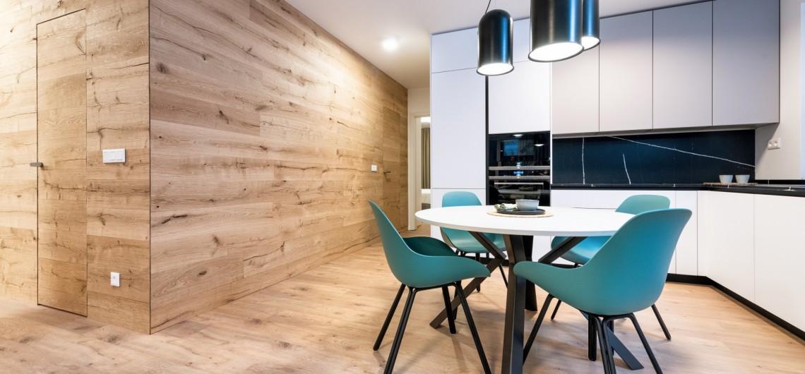 Bývajte štýlovo a prakticky. Kolísky ponúkajú interiérové riešenie v cene bytu